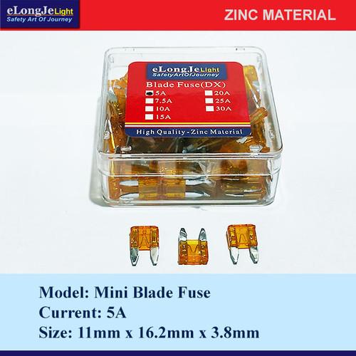 Foto Produk Fuse Blade (DX) Mini 5A (Orange) - Elongje dari Seraya Shop