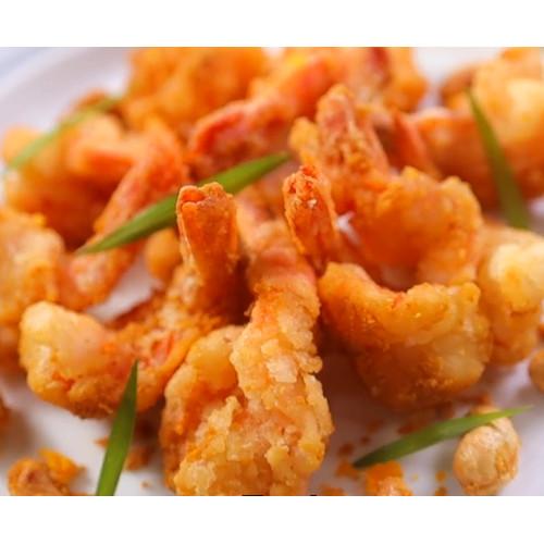 Foto Produk Salted Egg Yolk Shrimp (M) dari Halofudi