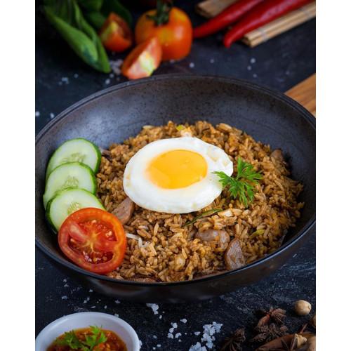 Foto Produk Nasi Goreng Jawa (Without Rice) (M) dari Halofudi
