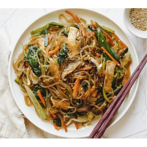 Foto Produk Vegetarian Japchae (M) dari Halofudi
