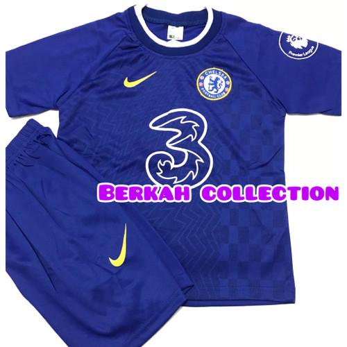 Foto Produk BISA COD/ Stelan baju bola anak lengkap dan termurah/ jersey kaos bola - CHELSE, 4 dari BERKAH AMANAH COLLECTIONS