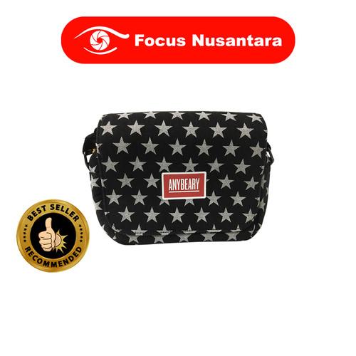 Foto Produk ANYBEARY AR Bag Satchel Starry (Black) dari Focus Nusantara