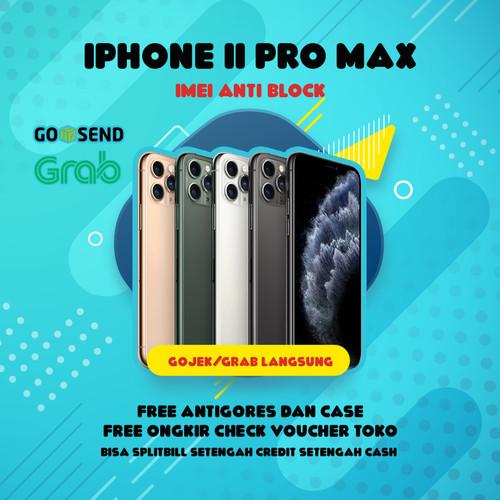 Foto Produk IPHONE 11 PRO MAX NEW DISPLAYED APPLESTORE - 64 gb dari Paisley Shop