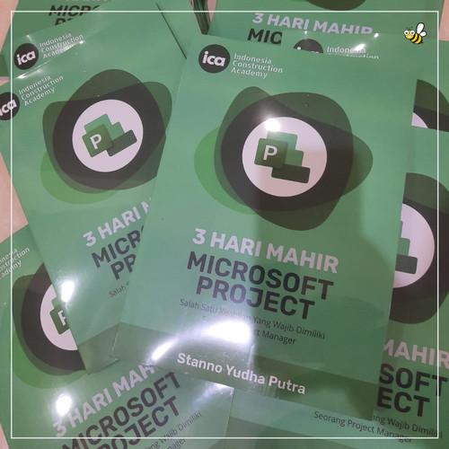 Foto Produk Buku 3 Hari Mahir Microsoft Project dari beezLife