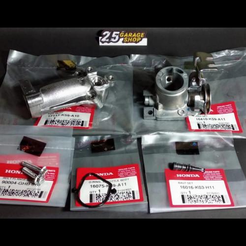Foto Produk Throttle body vario 150 dari 25 Garage Shop
