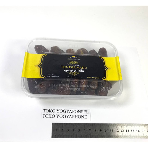 Foto Produk Kurma Tunisia Madu Asli terbaik murah 500 gram 500gram dari yogyaponsel