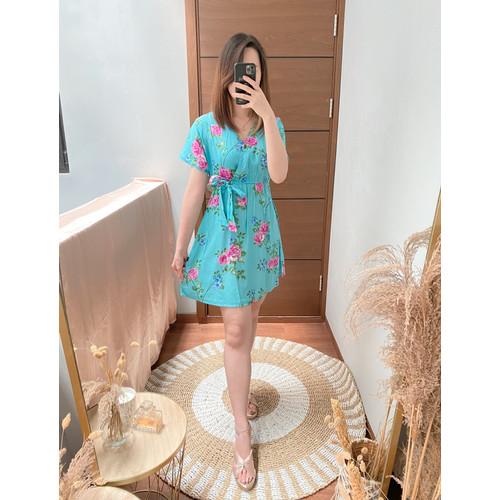 Foto Produk CHELSY KIMONO DRESS | FASHION WANITA | SUMMERDRESS | BEACHDRESS dari LaJoie.inc