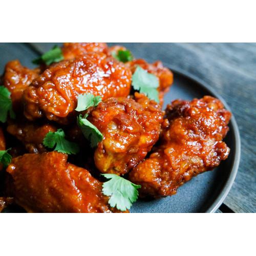 Foto Produk Spicy Chicken Wings (M) dari Halofudi