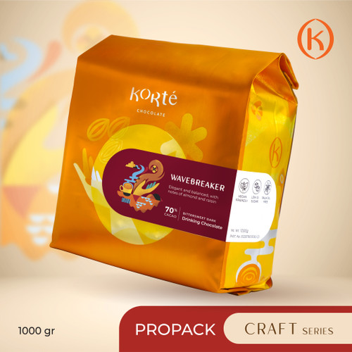 Foto Produk Korte Wavebreaker dari Korte Chocolate