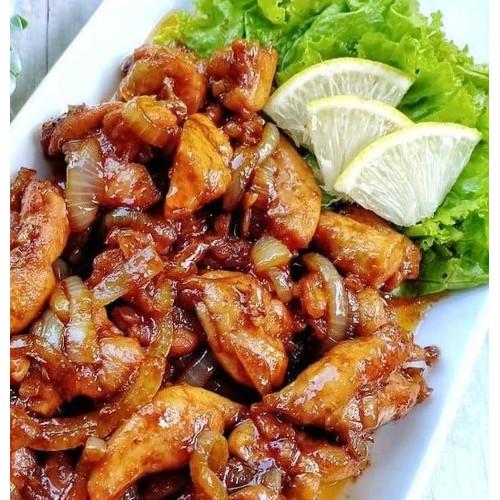 Foto Produk Chicken Mentega (S) dari Halofudi