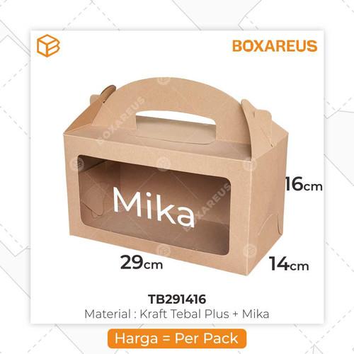 Foto Produk TB291416   Box. Packaging. Souvenir Box. Cake Box. Multipurpose Box dari Box Are Us