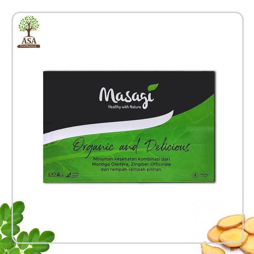 Foto Produk Masagi 215 gram - Hijau dari ASA natural & healthy