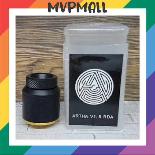 Foto Produk Artha 1.5 RDA 24mm Best Clone dari The Muljadi's