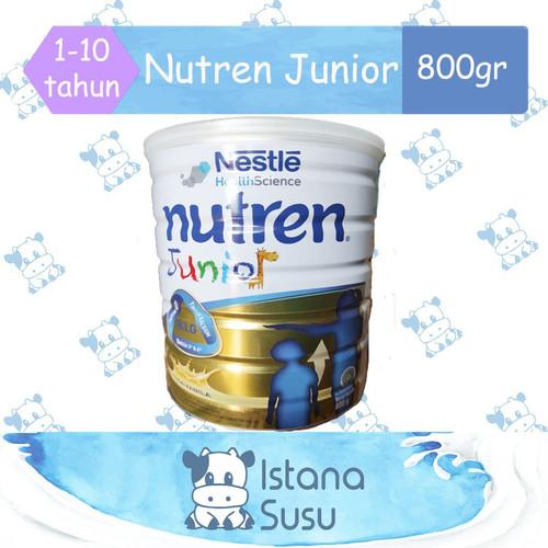 Foto Produk Nutren Junior Prebio Susu Bubuk Kaleng 800gr dari Istana Susu