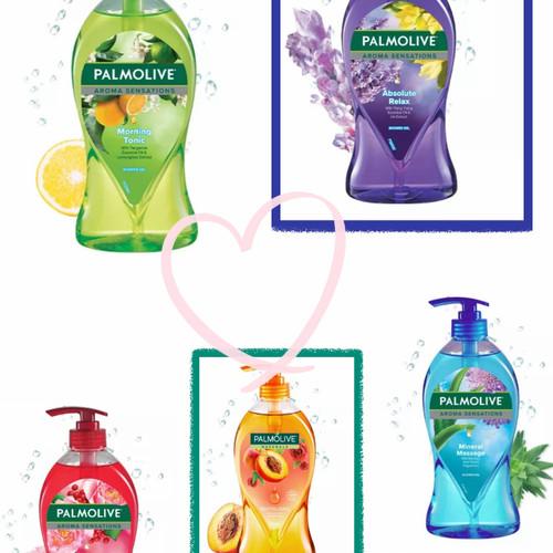Foto Produk palmolive shower gel morning tonic / sensual / relax 750 ml - Ungu dari lukenfriends