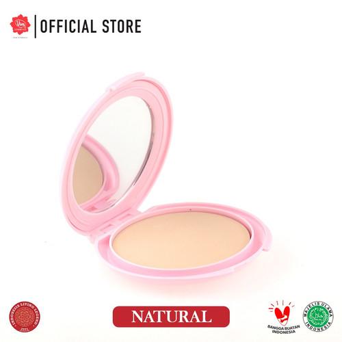 Foto Produk Viva Bright Beauty Compact powder with SPF 15 - Natural dari Viva Cosmetics