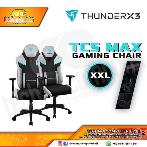 Foto Produk KURSI GAMING THUNDERX3 TC5 MAX - GAMING CHAIR XXL Size Up To 150kg dari Techno Computer Bali