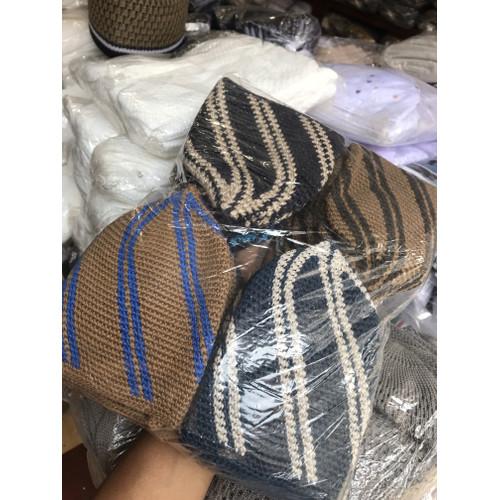 Foto Produk Peci Rajut Tebal/Peci Rajut Hadromut/Peci Yaman dari Grosir Peci Store