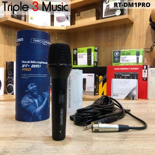 Foto Produk Recording Tech RTDM1 PRO Mic Dynamic dari triple3music
