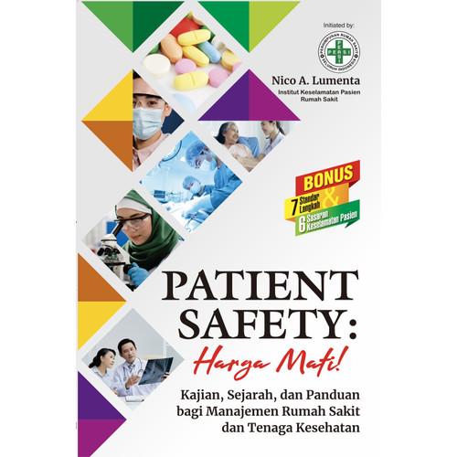 Foto Produk Patient Safety: Harga Mati! dari Rayyana Komunikasindo