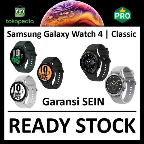 Foto Produk (RESMI) Samsung Galaxy Watch 4 Classic 40mm 44mm | 42mm 46mm Garansi - RESMI SEIN, 40mm Gold Pink dari Big Berry Cellular