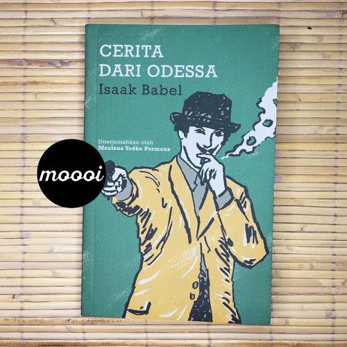 Foto Produk CERITA DARI ODESSA - Moooi Pustaka dari MoooiPustaka