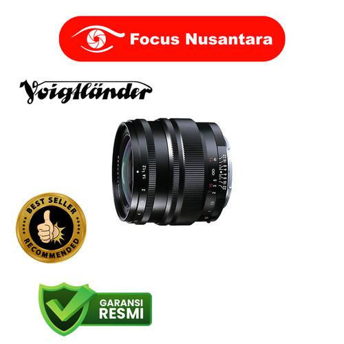 Foto Produk VOIGTLANDER 50mm f/1.2 Nokton ASPH SE E-Mount dari Focus Nusantara