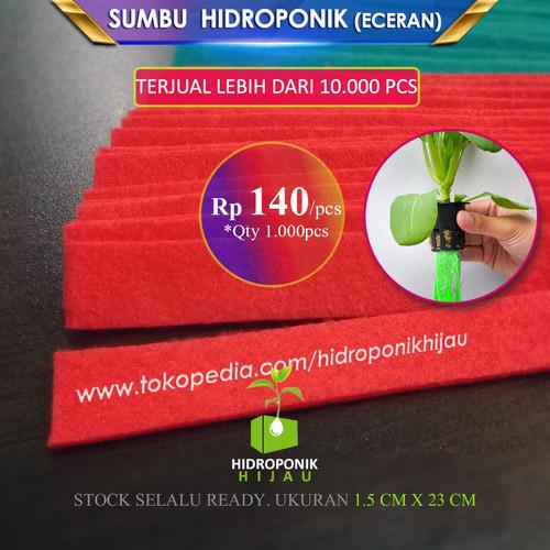 Foto Produk Kain flanel sumbu hidroponik dari Hidroponik Hijau