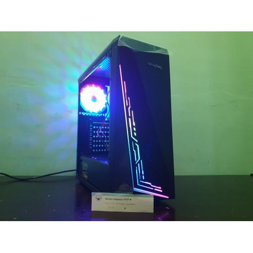 Foto Produk PC Rakitan Gaming Core i7 [8GB RAM/1TB HDD/GT 1030 VGA] - 8GB/120GB dari Market Computer