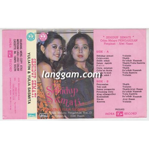 Foto Produk COVER SAMPUL KASET ORKES MELAYU PENGABDIAN - SEHIDUP SEMATI dari Langgam