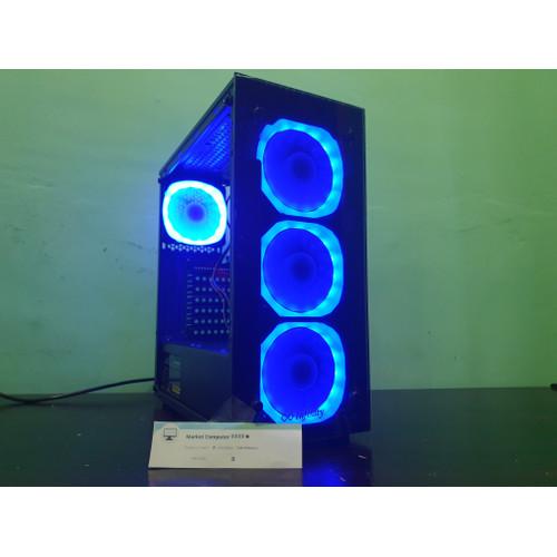 Foto Produk CPU / PC Gaming Core i5 + GT 1030 RAM 8GB Untuk Gaming, Render, Desain - 8GB/120GB dari Market Computer
