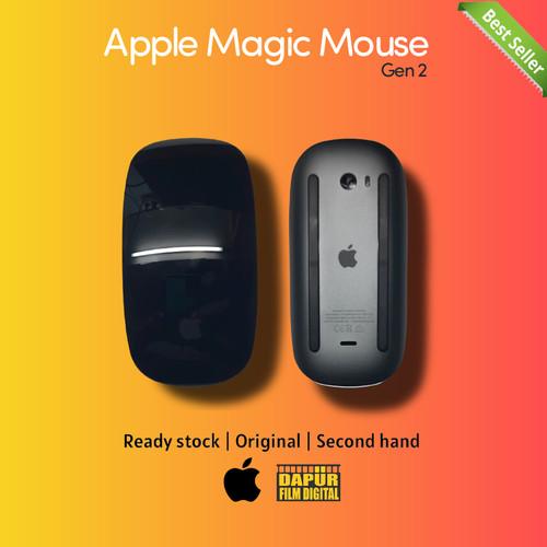 Foto Produk Apple Magic Mouse 2 Space Gray Original dari Dapur Film Digital