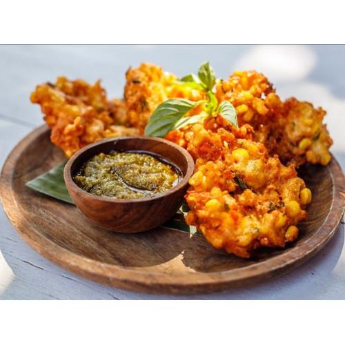 Foto Produk Corn Fritters (S) dari Halofudi