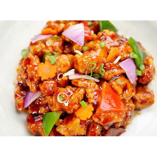 Foto Produk Manchurian Chicken - S dari Halofudi