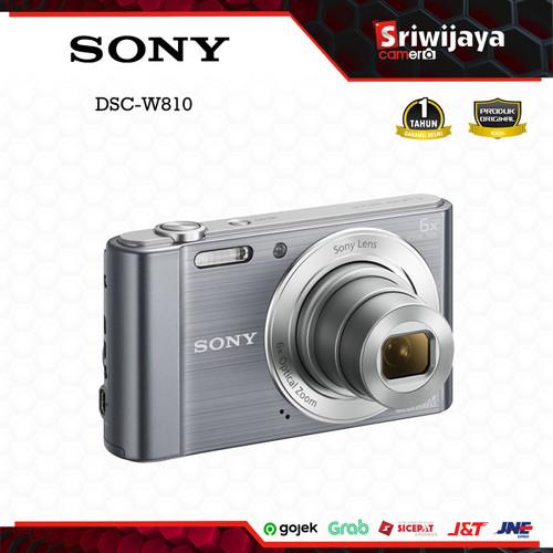 Foto Produk Camera SONY DSC-W810 dari Sriwijaya Camera Denpasar