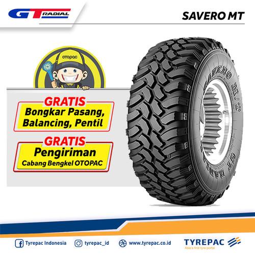 Foto Produk Ban Mobil GT Radial SAVERO MT 31 x 10.5 R15 dari Tyrepac_id