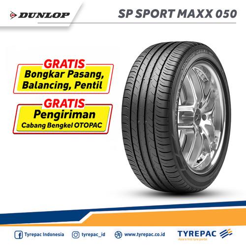 Foto Produk BAN MOBIL DUNLOP SP SPORT MAXX 050 225/60 R18 dari Tyrepac_id