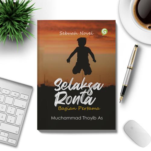 Foto Produk Buku Novel Selaksa Ronta Bagian Pertama Guepedia dari Guepedia