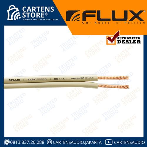 Foto Produk Kabel Speaker Flux FCS-2S Classic Series 14 AWG By Cartens Store dari Cartens Store