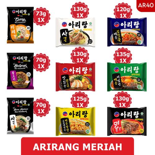 Foto Produk ARIRANG SUP SUMSUM,BIBIM RAMYUN,KIMCHI,SALTED EGG,BULGOGI,CURRY (AR40) dari Arirang Official Store