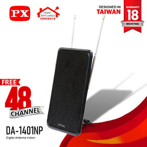 Foto Produk Antenna Antena TV PX Indoor Digital Analog + Kabel DA-1401NP dari Home Appliance Surabaya