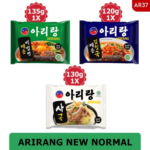Foto Produk ARIRANG KUAH SUP SUMSUM 130g, SPICY BIBIM RAMYUN, KIMCHI SOUP (AR37) dari Arirang Official Store