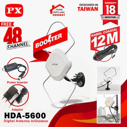 Foto Produk Antenna Antena TV PX Digital Indoor Outdoor HDA-5600 dari Home Appliance Surabaya