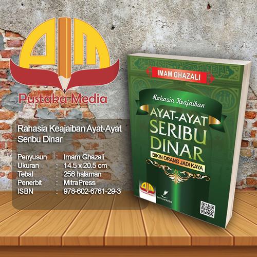 Foto Produk Misteri dan Keajaiban Ayat-ayat Seribu Dinar dari Pustaka Media Surabaya