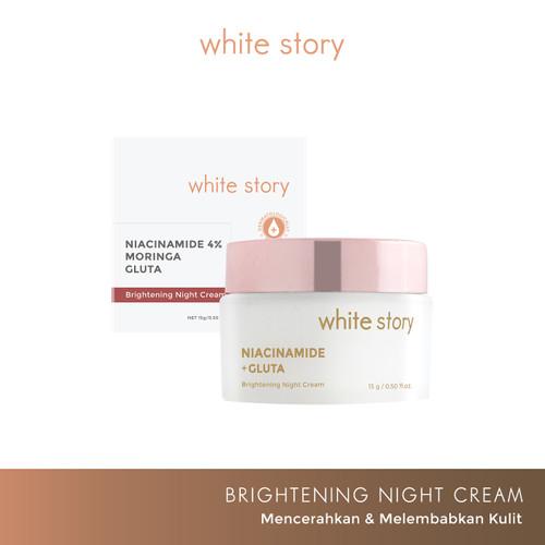 Foto Produk White Story Brightening Night Cream dari White Story Official Store