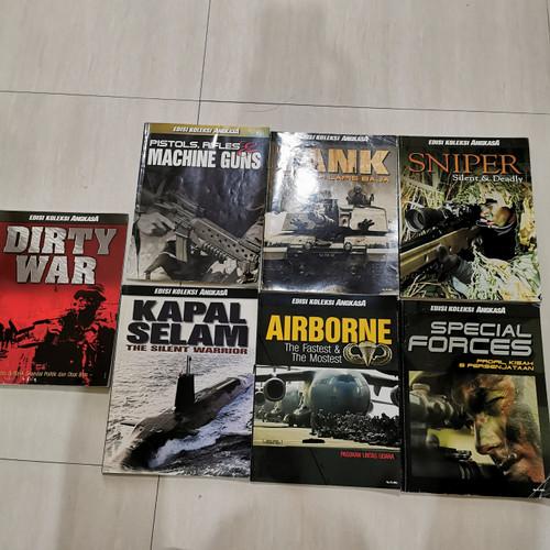 Foto Produk Majalah Angkasa Edisi Koleksi (Second) dari RJH Jaya Abadi