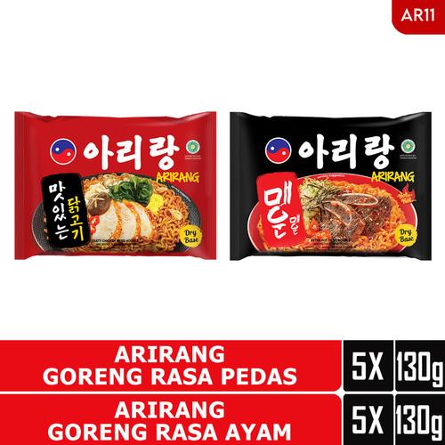 Foto Produk ARIRANG GORENG RASA PEDAS 5pcs, ARIRANG GORENG RASA AYAM 5pcs (AR11) dari Arirang Official Store
