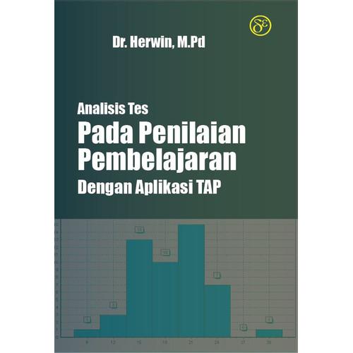 Foto Produk Analisis Tes Pada Penilaian Pembelajaran Dengan Aplikasi TAP dari Dewangga Publishing