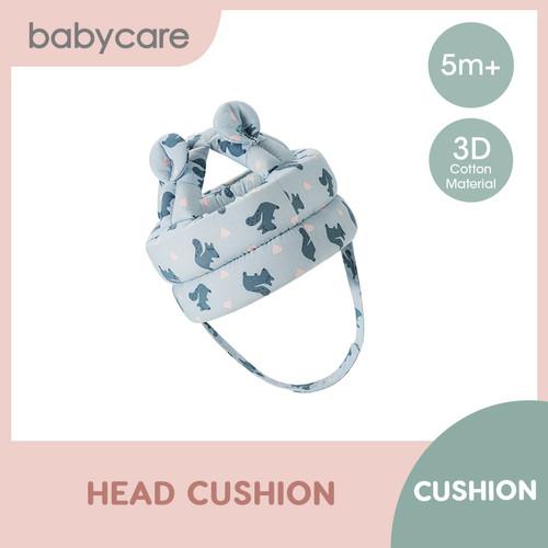 Foto Produk Babycare Baby Head Cushion - Biru dari Babycare Official