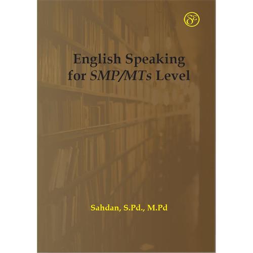 Foto Produk English Speaking for SMP/MTs Level dari Dewangga Publishing